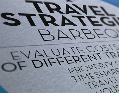 Travel Strategies Invitation