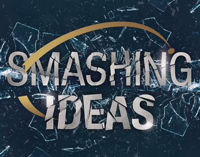 Smashing Ideas Poster