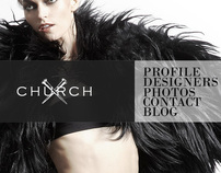 Art, Fashion, Design and Luxury. churchboutique.com