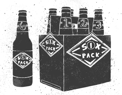 WE ARE THE 6 PACK.
