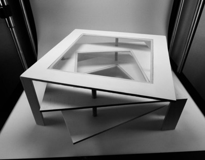 Step-Rect Table - Design