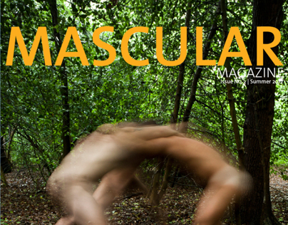 MASCULAR MAGAZINE Issue No. 2 | Summer 2012