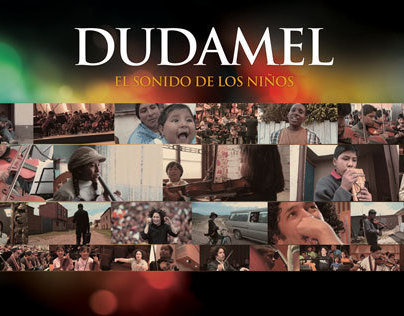 DUDAMEL. Let the children play