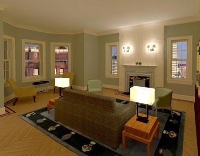 Private Residence, Boston, Massachusetts