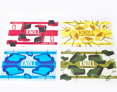 Knoll Postcards
