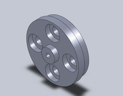 FDM Head part