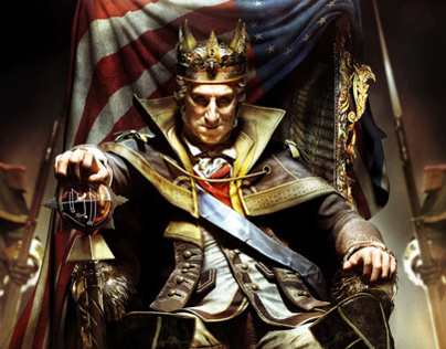 Assassin's Creed 3 - Mad King