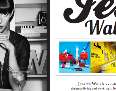 Jessica Walsh - Design Speak