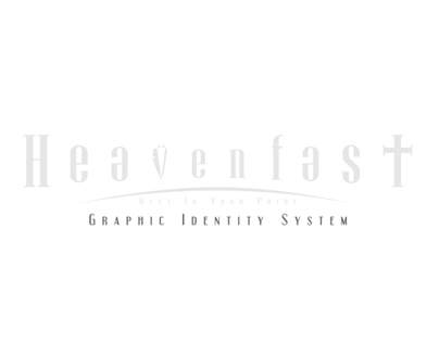 Heavenfast - Graphic Identity System