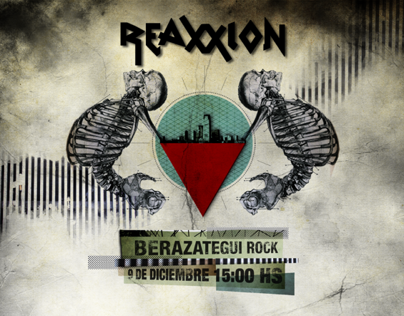Flyer - Reaxxion