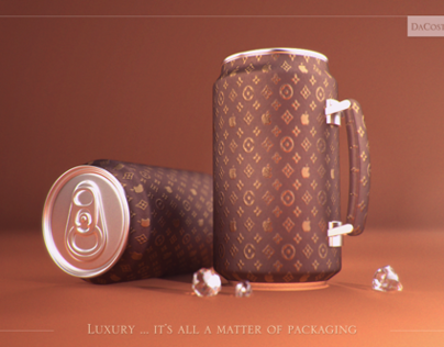Luxury ... its all a matter of packaging