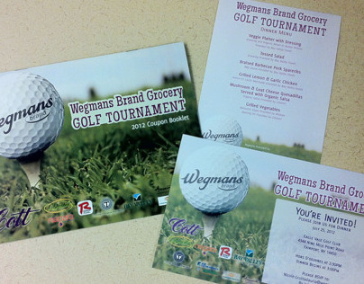 Wegmans Brand Golf Tournament