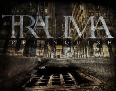Trauma Cd Front/ back design
