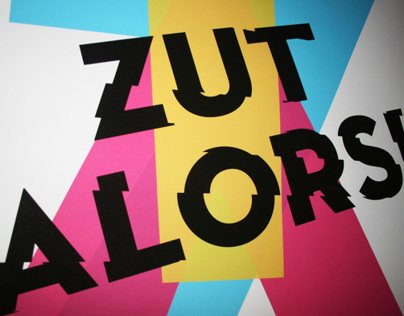 Zut Alors! Promo Poster
