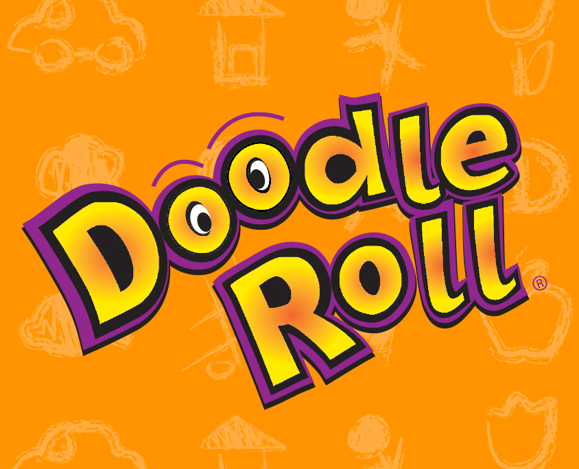 Doodle Roll Packaging Rebrand