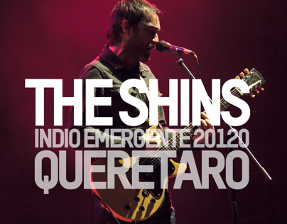 The Shins @Indio Emergente