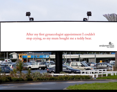 Endometriosis advertising brief