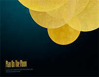 Man On The Moon - Movie Poster