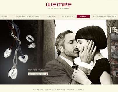 WEMPE Jewellery Shop