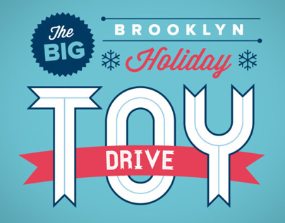 The Big Brooklyn Holiday Toy Drive