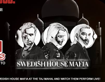 Swedish House Mafia concert