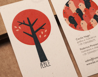 AEBLE                          Business Cards