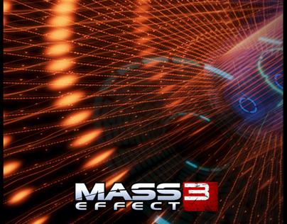 MASS EFFECT - OMEGA DLC GUI