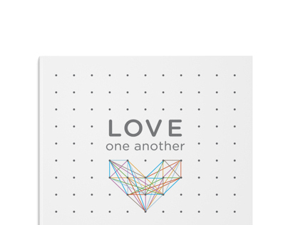 Love One Another Book Cover and Collateral