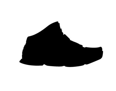 SHINOBI. Basketball Shoe. SUMMER 2010.