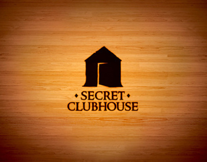 Branding Design: Secret Clubhouse