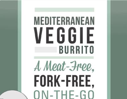 The Veggie Chef Identity