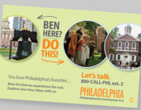 Ben Here - Do This! - Group Tour Advertising Campaign