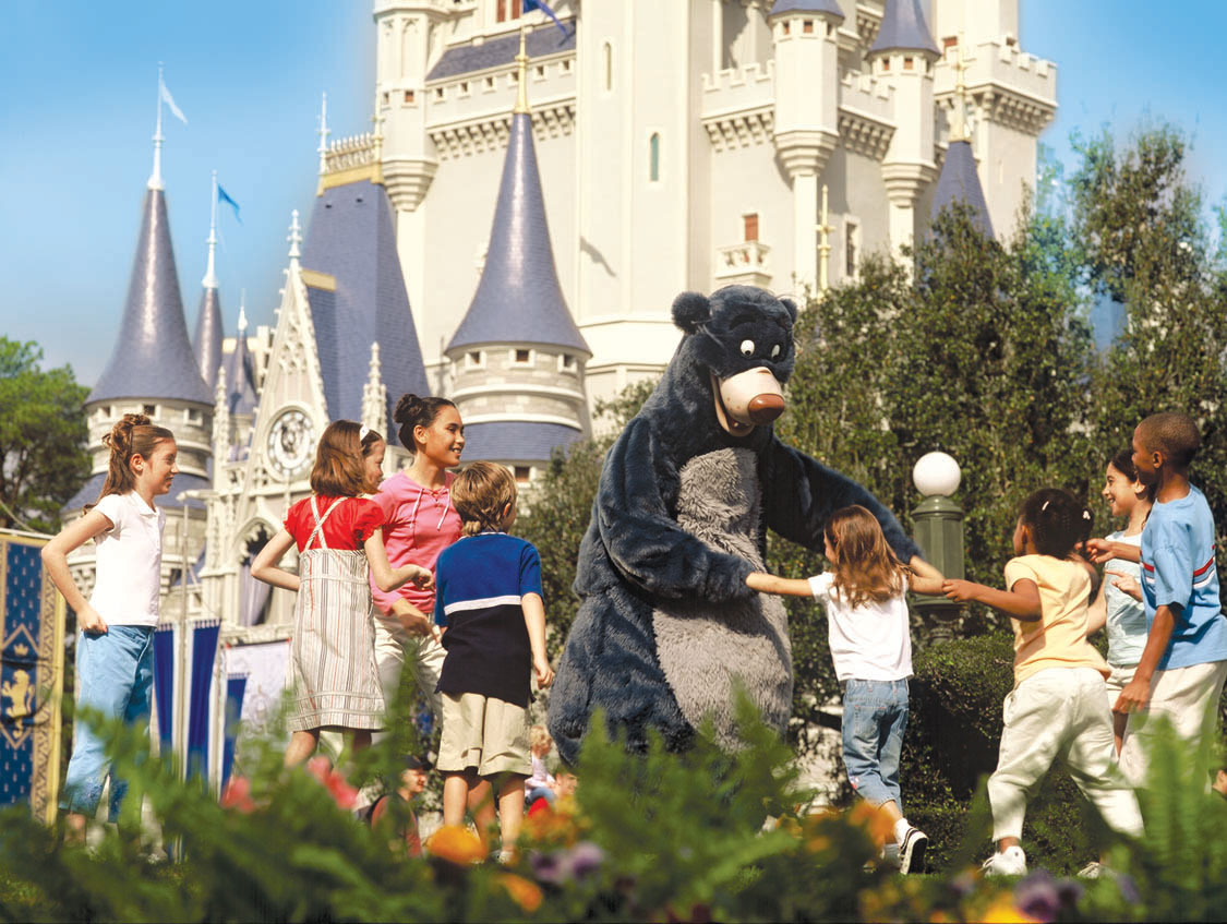 Visa/Disney World Photo Shoot