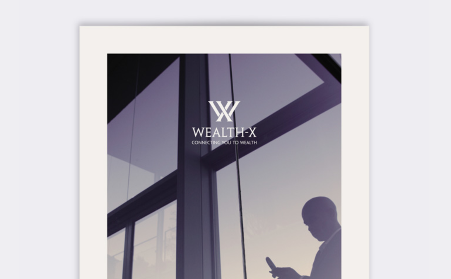 Wealth-X report