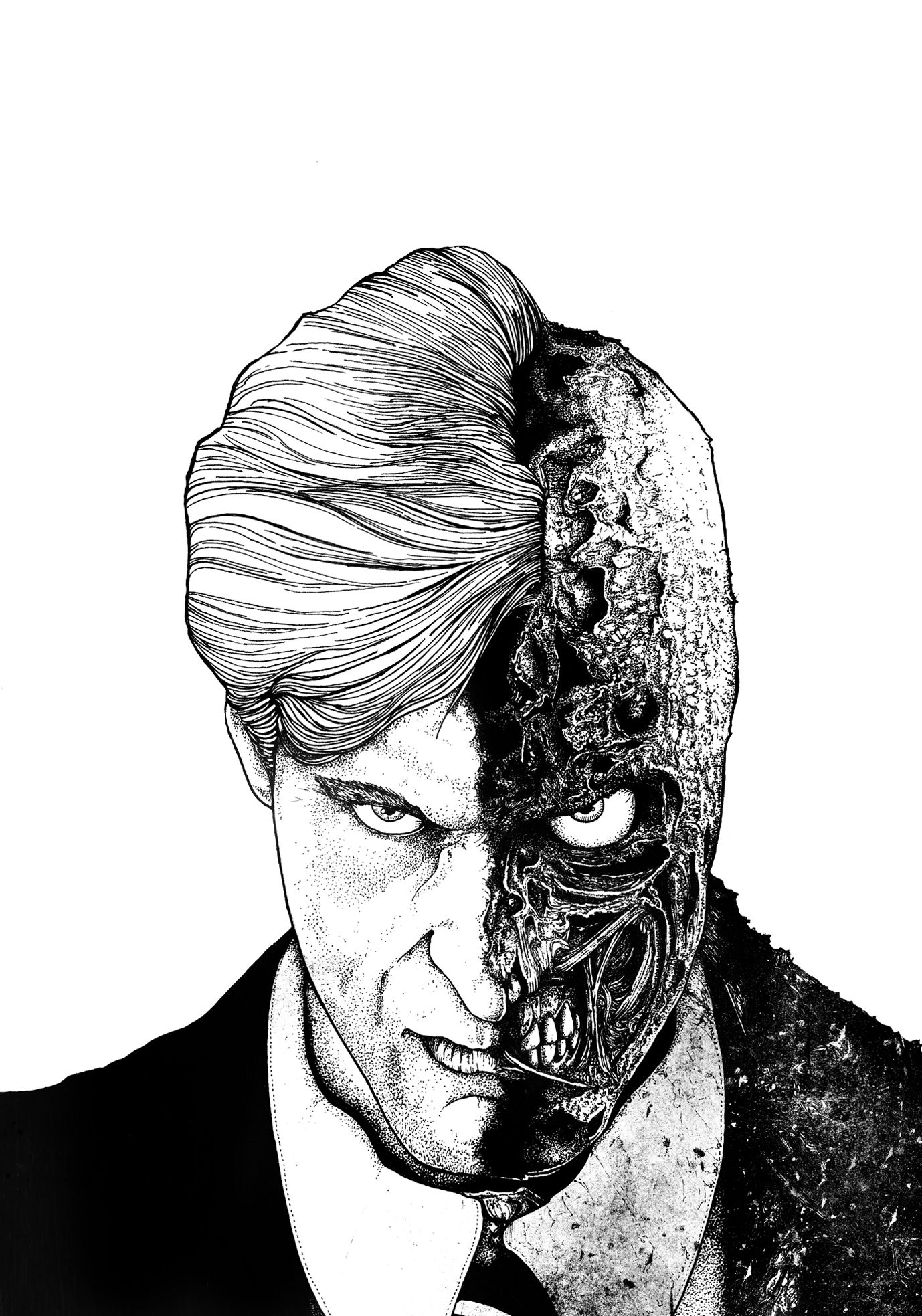 Two Face - Harvey Dent.