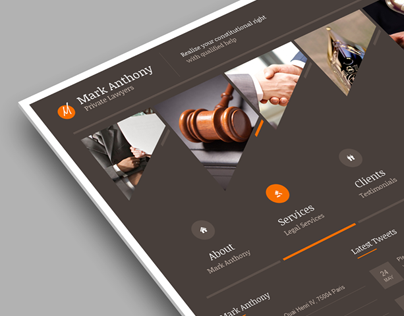 Themis - Law Business WordPress Theme