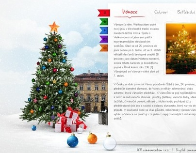 Xmass Web Design