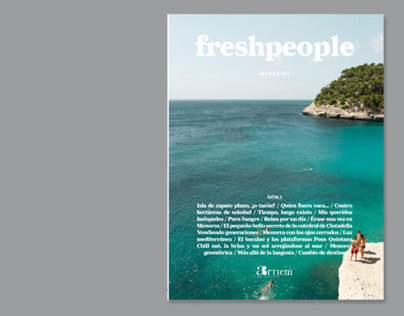 FreshPeople Magazine