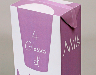 4 Glasses of Milk