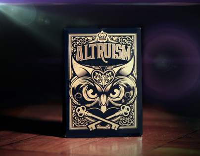 061 - Altruism Playing Cards