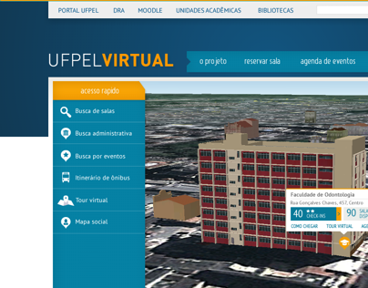 Ufpel VIrtual - Academic project