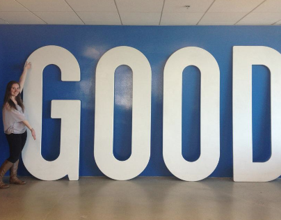 Internship: GOOD.is, Social Media Intern