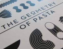 The Geometry of Pasta Promotional booklet