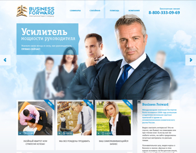 BUSSINES FORWARD International Expert Company