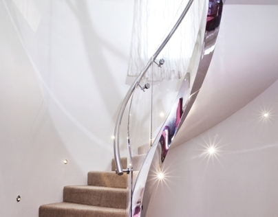 La Villaise Helical Staircase