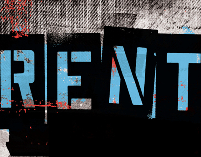Rent Poster for Boston Arts Academy