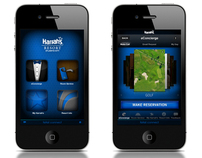 Harrahs iPhone App