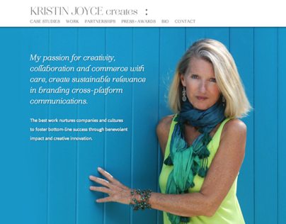 Kristin Joyce Creates : Website