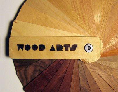 Wood color chart