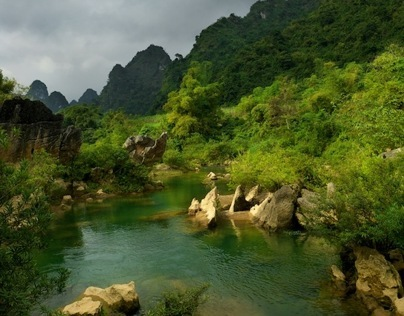 Road trip 2, Guangxi, China.